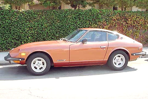 Many believe the restyled rear of the 260 Z 2+2 was not as attractive as the two-seater.