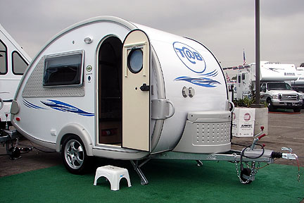 Plans to Build a Teardrop Camper - LoveToKnow