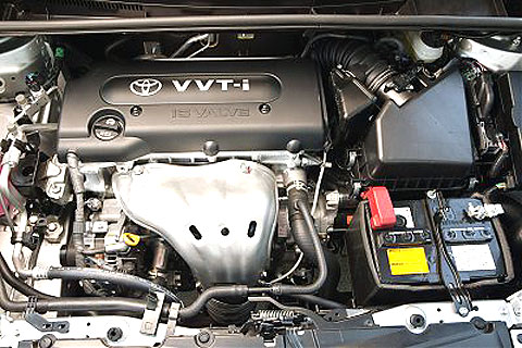 The Scion XB now comes standard with a 158-horsepower, 2.4-liter, four-cylinder engine.