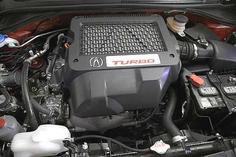 At its heart is a 2.3-liter turbocharged engine that makes 240 horsepower and 260 foot-pounds of torque.