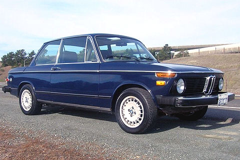 The BMW 2002tii is the ultimate