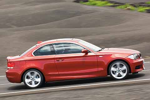 BMW 1 Series Coupe comes in two trim levels 128I and 135I both with inline 6 cyclinder engines