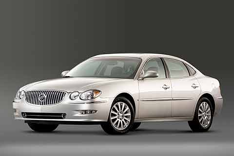 Buick LaCrosse debuted in 2004 and replaced the mid-sized Buick Century and Regal in the, ever-shrinking, Buick model lineup.
