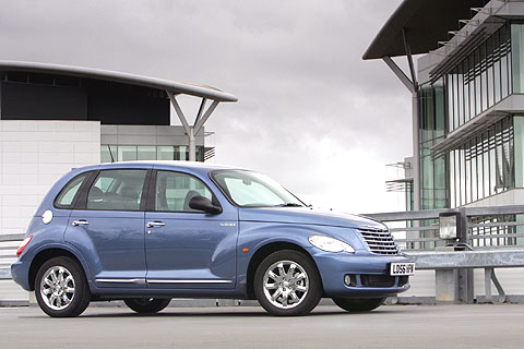 2008 Chrysler PT Cruiser -