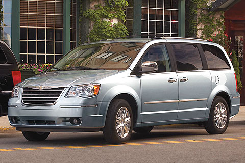 2008 Chrysler Town. Complete 2008 Chrysler Town