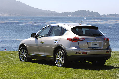 It has amazing performance for an SUV and offers the latest in technology.