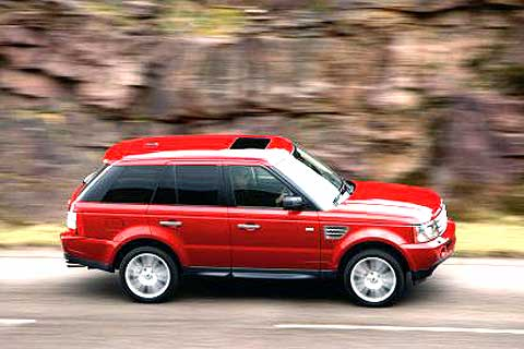 The Range Rover Sport reaffirms its status as the most exciting and dynamic member of the Land Rover range
