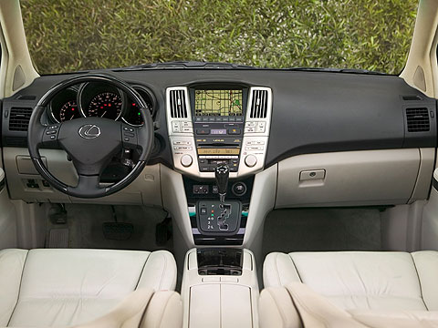 Lexus Is 350 Interior. The Lexus RX350 Interior is