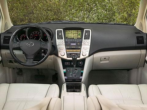 Lexus Is 350 Interior. The Lexus RX350 Interior is