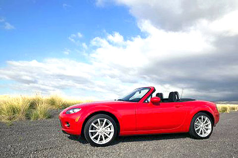 It drives like a go-kart, has the reliability of a Japanese car and simple, timeless styling.