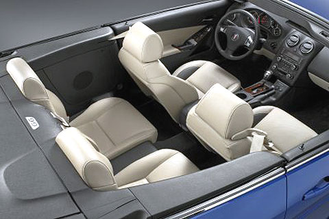 fun of a convertible without the drawbacks. Pontiac G6 (2007) - enlarge