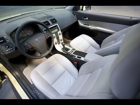 C30 interior.